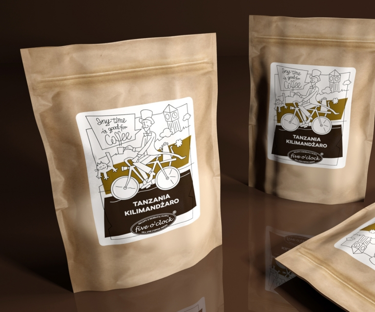 Tea&Coffee Packaging: Commercial